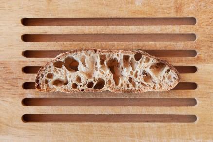 Foto di pane al lievito madre