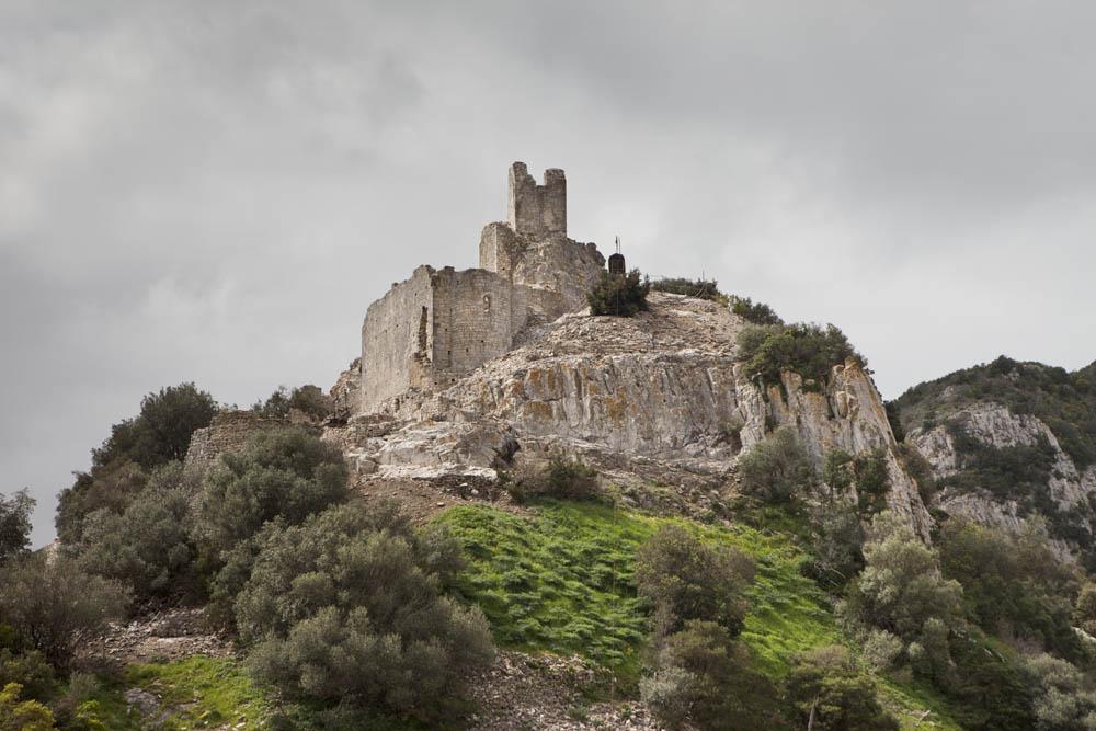 Foto della Rocca di San Silvestro