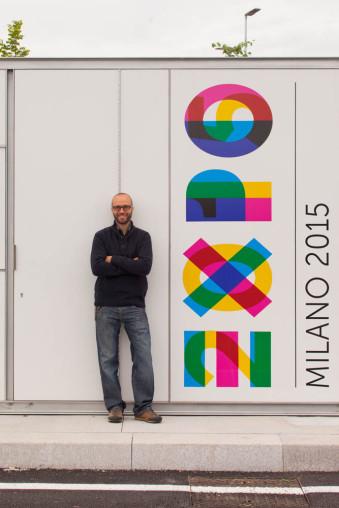 Foto di Fabiano Busdraghi a EXPO 2015