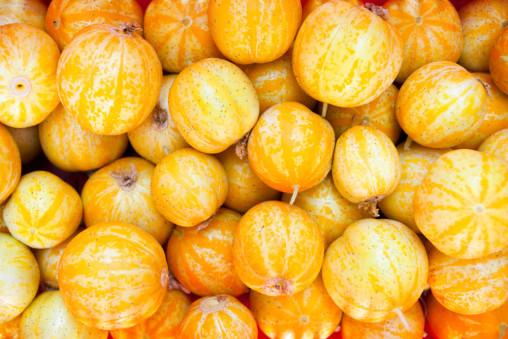 Foto di cetrioli limone